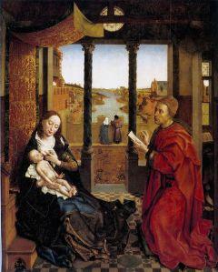 800px-Weyden_madonna_1440