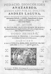 LagunaDioscorides