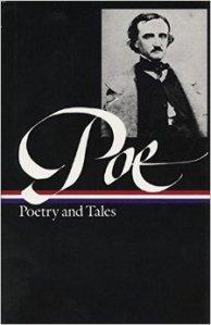 Edición de Library of America. El segundo tomo dedicado a Poe recopila sus ensayos y reseñas.