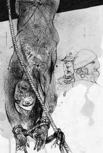 Ilustración de Luis Scafati.
