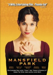 mansfield park primera película