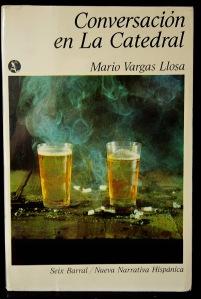 Conversación en La Catedral, Mario Vargas Llosa literatura peruana