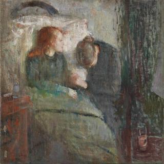 Sick Child, 1885